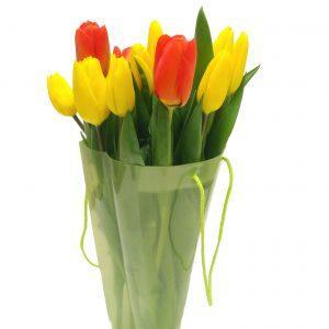 купить тюльпаны в конусе