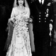 Свадебный букет Елизаветы II