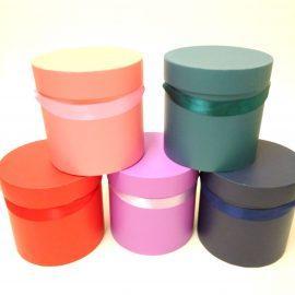купить Шляпные коробки для цветов в минске