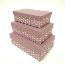 купить прямоугольную подарочную коробку дешево минск