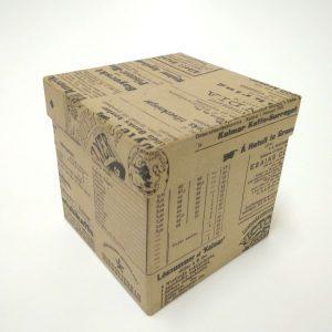 купить квадратную коробку для цветов минск