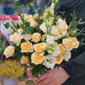 "Букет невесты ""Благоухающая миледи"""