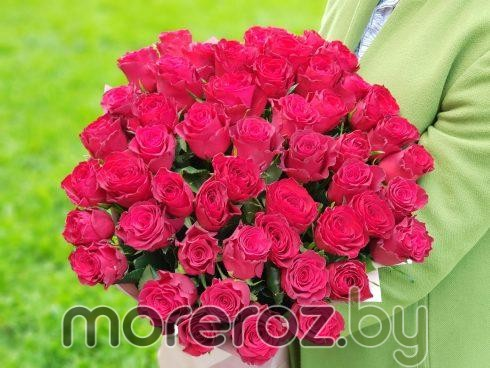 Букет роз Мадам Рэд