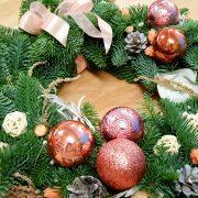 Рождественский венок Волшебная ночь