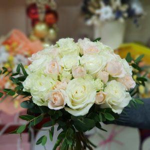 """Букет невесты """"Нежное прикосновение"""""""