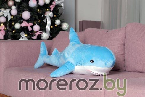 "Мягкая игрушка ""Акула голубая"""