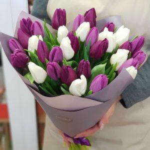 """БУКЕТ """"31 тюльпан"""""""
