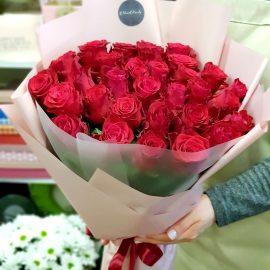 31 роза родос 60 см