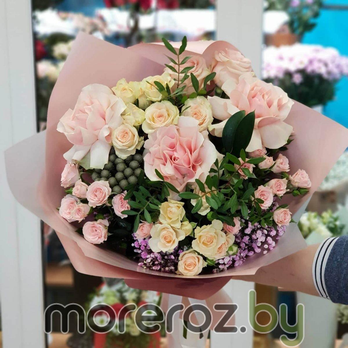 """Букет цветов """"Дыхание любви"""""""