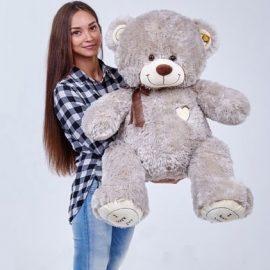 Купить Мишку I LOVE YOU 110 см