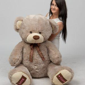 Купить Мишку I LOVE YOU 160 см