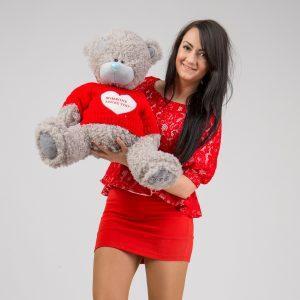 Купить Мишку Тедди 85 см
