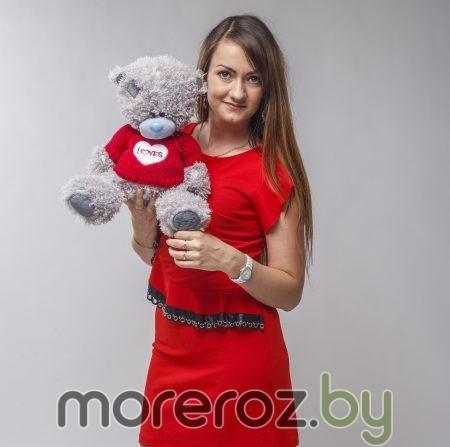 Купить Мишку Тедди 50 см Обаяшка