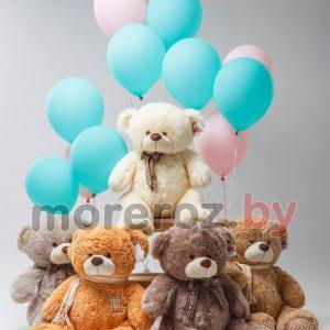 Мишки Тедди плюшевые медведи